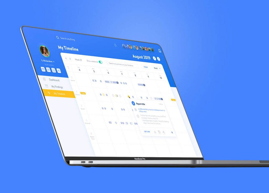 """AI-powered self-service BI and big data platform for the world's leading retailer <span style=""""white-space: nowrap""""><span class=""""arrow-link__arrow""""><span class=""""arrow-link__arrow_back arrow-link__arrow_blue"""">→</span><span class=""""arrow-link__arrow_front arrow-link__arrow_blue"""">→</span></span></span>"""